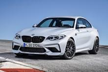BMW M2 Competition 2018, fotografías generales