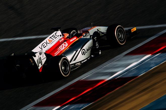 f2 monoplaza campos racing vexatec