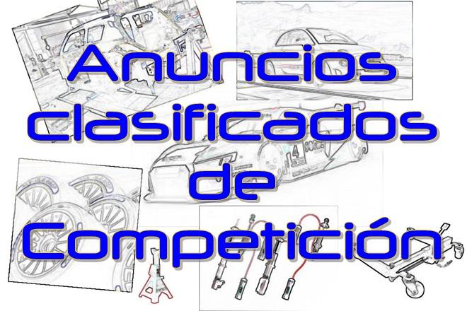 anuncios competición