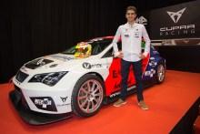Mikel Azcona correrá el TCR Europa con Cupra