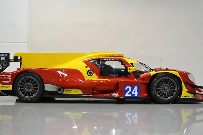 racing engineering LMS