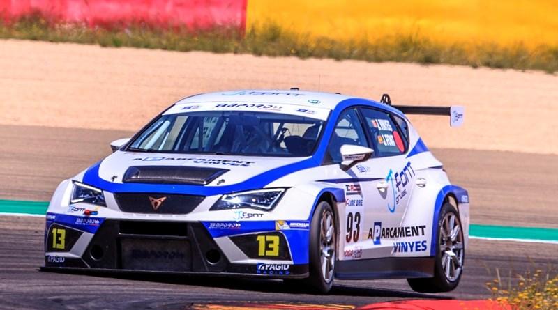CEM Motorland VInyes Cupra TCR