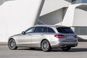 Mercedes-Benz Clase C Estate 2018