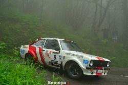 El 26 Rallye La Nucía-Mediterráneo se pone en marcha con los Vehículos Históricos