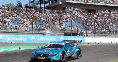 Gary Paffett Lausitzring DTM