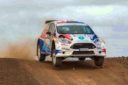 Rallye Volcanes Romero Fiesta R5 RaceSeven
