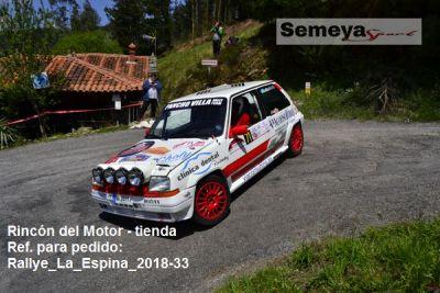 Fotos Rallye La Espina - 2018