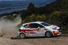 Intenso inicio de la Peugeot Rally Cup Ibérica para RaceSeven en Portugal