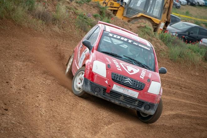 Autocross monreal del campo Valera C2 1206