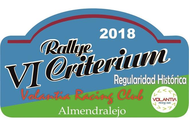 cartel Criterium volantia 2018