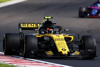Sainz - Renault
