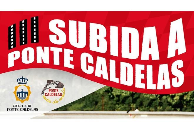 recorte cartel Subida PonteCaldelas 2018