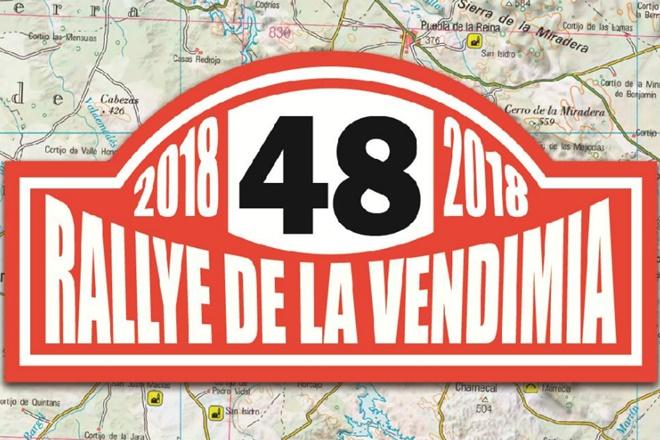placa rallye vendimia 2018