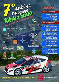 Rallye Ourense-Ribeira Sacra 2018