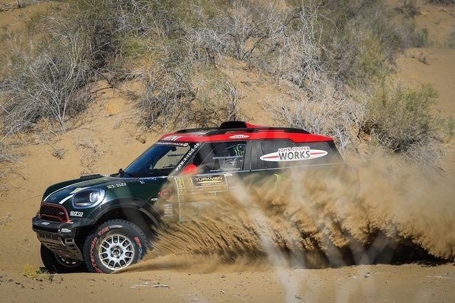 MINI John Cooper Works Rally nani roma 2510