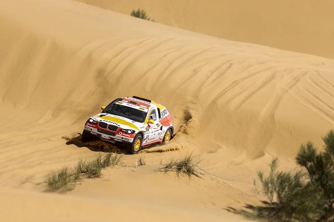 Rallye marruecos esteve