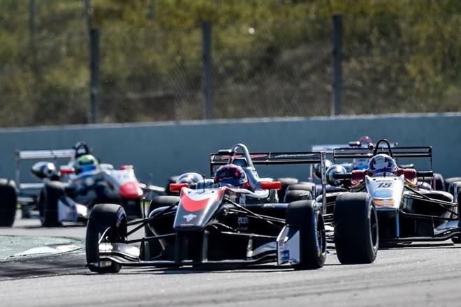 formula open barcelona drugovich 2010