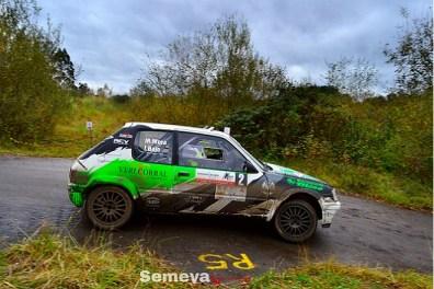 J M Mora Rallye La Felguera 2018