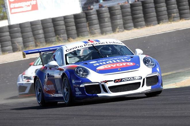 Campeonato España GT Porsche Veloso ms 0911