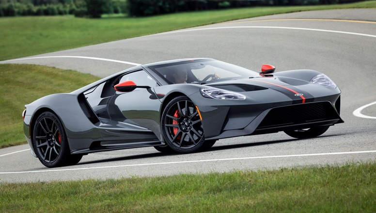 Ford GT Carbon 2019