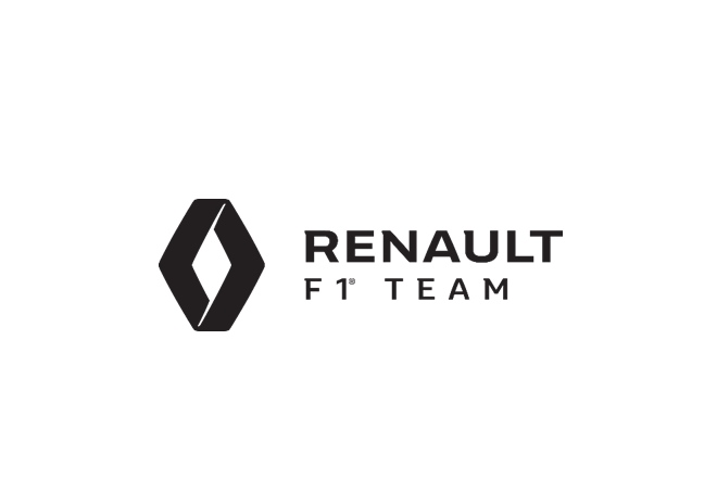 logo 2018 f1 renault team