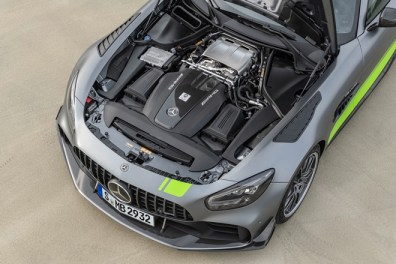 mercedes amg gt coupe 2018