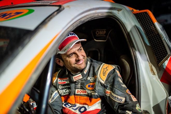 Dakar 19 esteve etapa 7 1501