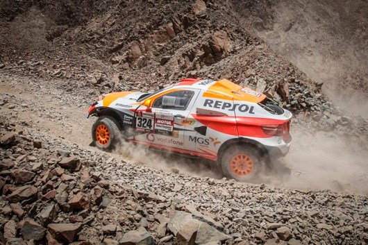 Dakar 2019 etapa 9 esteve bv6 1701