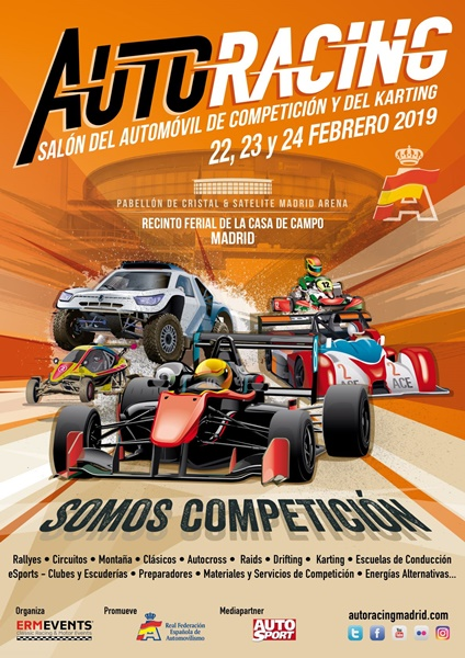 Cartel AutoRacing 2019