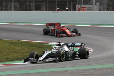 Una nueva generación de pilotos de Fórmula 1 irrumpe con fuerza en el Circuito de Barcelona