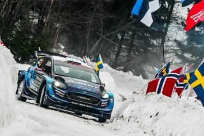 Suninen sorprende en Suecia liderando tras la primera etapa