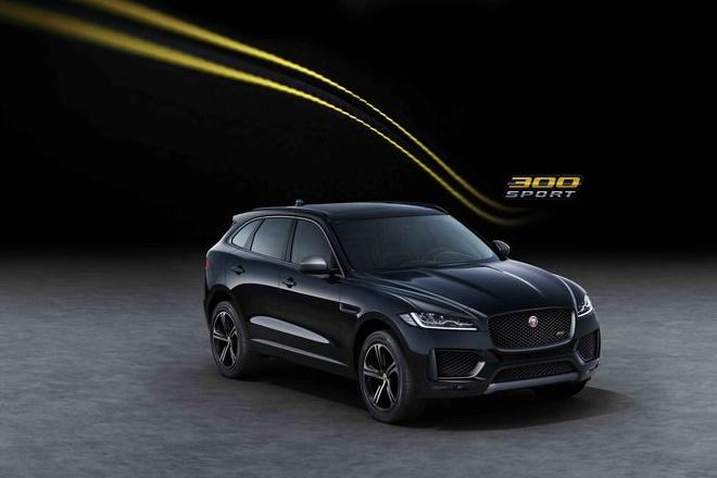 Jaguar F-Pace 300 Sport 2019