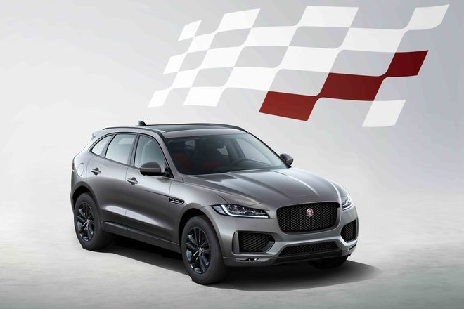Jaguar F-Pace Chequered Flag 2019