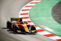 f2 campos racing test 2019