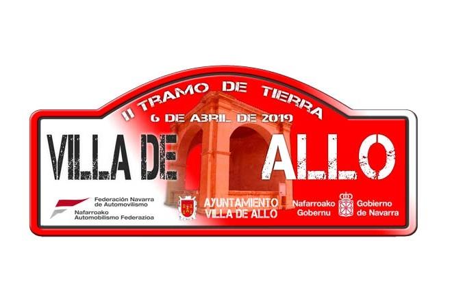 rallye tierra villa allo 2019 placa
