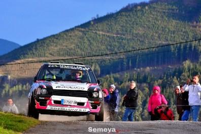 02 Mora volvia a ser segundo Rallye Villa de Tineo 2019