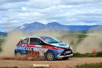 CERT Rallye Navarra unai Garcia