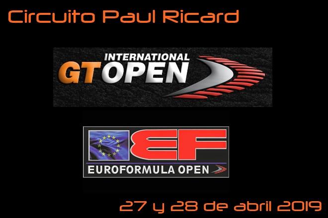 GT Open Euroformula paul ricard 2019GT Open Euroformula paul ricard 2019