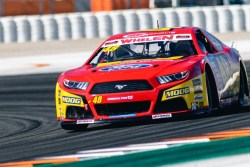 NASCAR Euroseries racing engineering ford mustang cheste