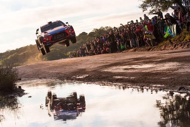 WRC argentina sordo hyundai i20 etapa 2