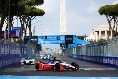 Jérôme D'Ambrosio y Mahindra Racing recuperan la ventaja en el E-Prix de Roma