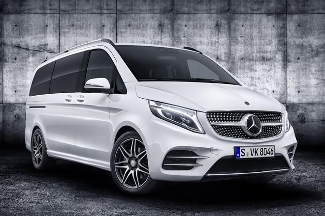 mercedes clase v compacto 2019
