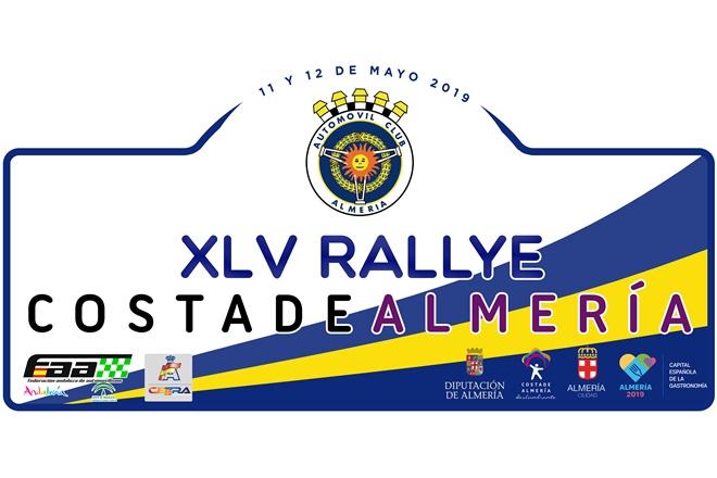 rallye costa almeria 2019 placa
