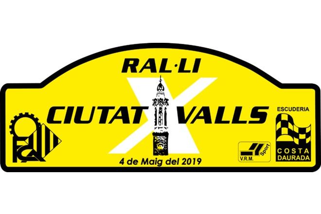 rallye valls 2019 placa