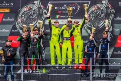 Toni Forné arranca la temporada con un soberbio podio en Monza