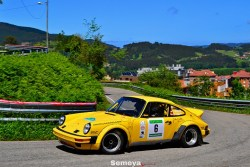 Los vieneses  Wagner y  Zauner consolidaron la victoria en el Rallye de Asturias Histórico 2019