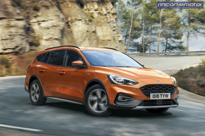 ford focus sportback active 2019