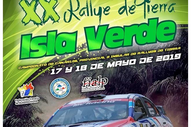 rallye isla verde-2019 cartela