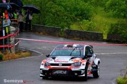 Tercer triunfo para Ordoñez – García en el Rallysprint del Viso
