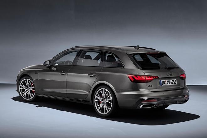 Audi A4 Avant 2020